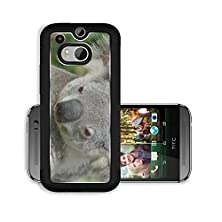 buy Liili Premium Htc One M8 Aluminum Case Close Up Of A Koala Bear Image Id 21849804