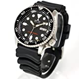 [セイコーimport]SEIKO 腕時計 逆輸入 海外モデル ブラック SKX007KC メンズ