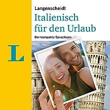 Italienisch für den Urlaub Hörbuch von  div. Gesprochen von:  div.