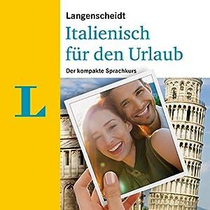 Italienisch für den Urlaub Hörbuch