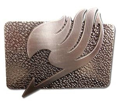 Fairy Tail Guild Emblem Belt Buckle