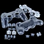 PS3 Clear Replacement Controller Shell