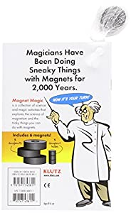 Magnet Magic: Amazing Facts! Cool Tricks! Real Magnets!