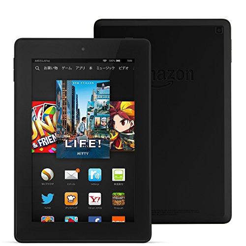 Fire HD 7タブレット 8GB(ブラック)