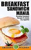 BREAKFAST RECIPES: Breakfast Sandwich: Mania - 101 Breakfast Sandwich Recipes To Satisfy Any Appetite (Health Wealth & Happiness Book 50)