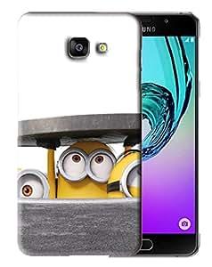 PrintFunny Designer Printed Case For SamsungA510
