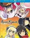 閃乱カグラ: コンプリート・シリーズ 限定版 北米版 / Senran Kagura: Ninja Flash [Blu-ray+DVD]