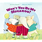 Won't You Be My Hugaroo? lap board book