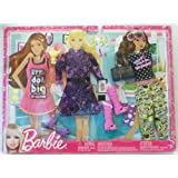 Barbie Fashionistas Big Dreams Sleepwear Fashion Pack