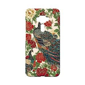 BLUEDIO Designer Printed Back case cover for Asus Zenfone 3 (ZE552KL) 5.5 Inch - G2954