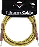 Fender Accessories 099-0820-028 Performance Series 10 Feet Instrument Cable - Tweed