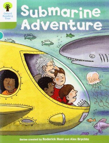 Oxford Reading Tree: Level 7: Stories: Submarine Adventure