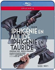 Gluck: Iphigenie En Aulide/ Tauride (Veronique Gens, Salome Haller, Nicolas Teste, Anne Sofie Von Otter) (Opus Arte: OABD7115D) [Blu-ray] [2013] by Opus Arte
