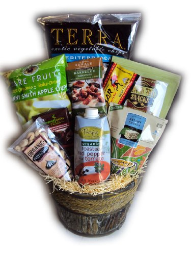 Men's Health Sampler Gift Basket