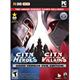 City of Heroes and City of Villians: Good Versus Evil Edition ~ NCsoft
