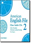 American English File Level 2: Class...