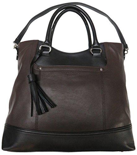 tignanello-womens-genuine-leather-smooth-operator-shopper-dark-brown-black
