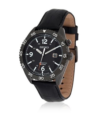 Seiko Reloj con movimiento cuarzo japonés Man SKA621P1 45.0 mm