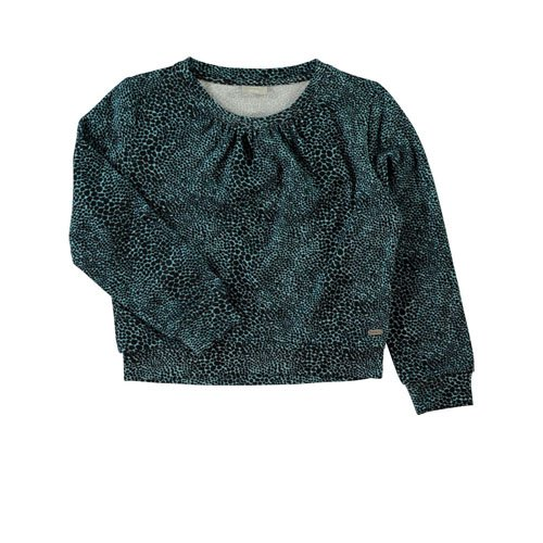 NAME IT Kids Snake Printed Long Sleeved Blouse 110