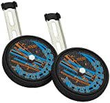 Bell Sports 7046439 Riderz Bicycle Training Wheels, Fits 16 & 20-In.