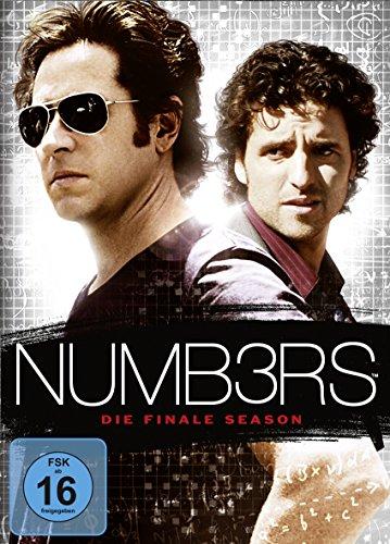 Numb3rs - Die finale Season [4 DVDs]