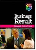 Business Result Advanced: With Interactive Workbook on CD-ROM Student's Book Pack