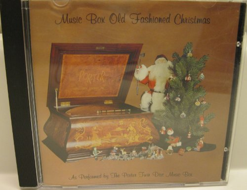 Music Box Old Fashioned Christmas