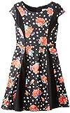 kc parker Big Girls' Floral Print Dress
