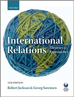 International Relations writers reviews
