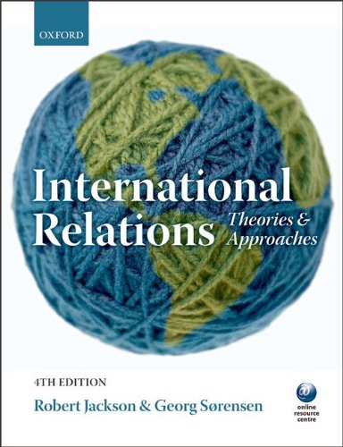 Introduction to International Relations: Theories and...