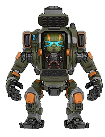 Funko - 132 - Pop - Titanfall 2 - Jack and Bt