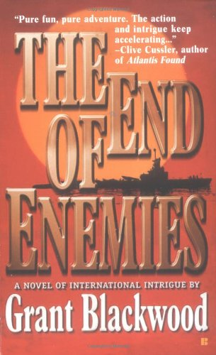 The End Of Enemies (Briggs Tanner Novels) front-1066606