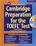 Cambridge Preparation for the TOEFL Test (Book & CD-ROM)