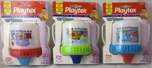 Playtex Drop In Bottle front-790093