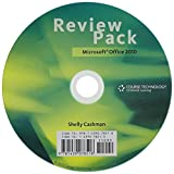 img - for Review Pack for Shelly/Vermaat's Microsoft Office 2010 book / textbook / text book