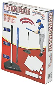 Markwort Batters Up USA Batting Tee Kit by Markwort