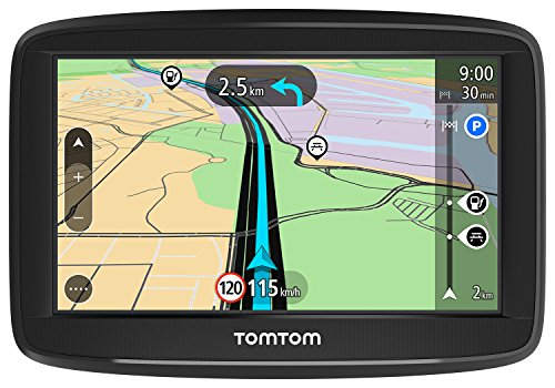 TomTom-Start-42-Europe-Traffic-Navigationsgert-109-cm-43-Zoll-Lifetime-Maps-Fahrspurassistent-3-Monate-Radarkameras-Karten-von-48-Lndern-Europas