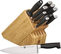 Big Sale Best Cheap Deals Zwilling J.A. Henckels Twin Four Star II 11-Piece Knife Set with Block