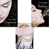 Carrie Jones Collection 3 Books set. (Entice, Captivate and Need)