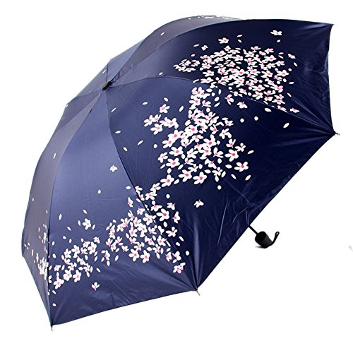 [KROGL KROGL052C1 Romantic Cherry Women Umbrellas] (Bug Catcher Pokemon Costume)