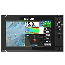 Simrad NSS12 evo2 Combo Multifunction Display Insight 000-11192-001