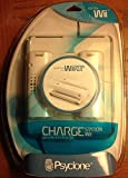 Wii Psyclone Charge Station with 2 Batteries