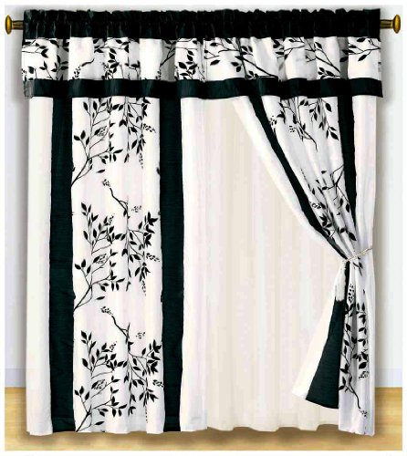 Curtains ideas bamboo valance curtains inspiring for Asian window coverings