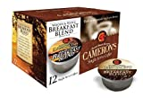 Camerons Breakfast Blend Single Serve Coffees,  12-Count
