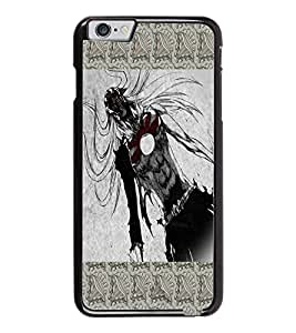 PrintDhaba Beast D-5655 Back Case Cover for APPLE IPHONE 6 (Multi-Coloured)