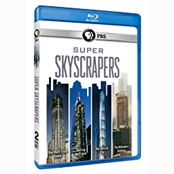 Super Skyscrapers (Blu-ray)