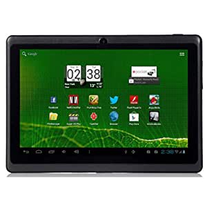 7 inch cheap tablet pc Q88 MID Allwinner A13 1.2GHz Capacitive Screen Dual Camera android 4.0 512MB 4GB wifi+Touch pen + 8GB TF card