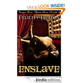 Enslave (V.E.T Vampire Romance Series Book 4)