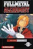 vignette de 'Fullmetal alchemist n° 1 (Hiromu Arakawa)'