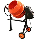 140L Electric Cement Plaster Mortar Concrete Grass Animal Feed